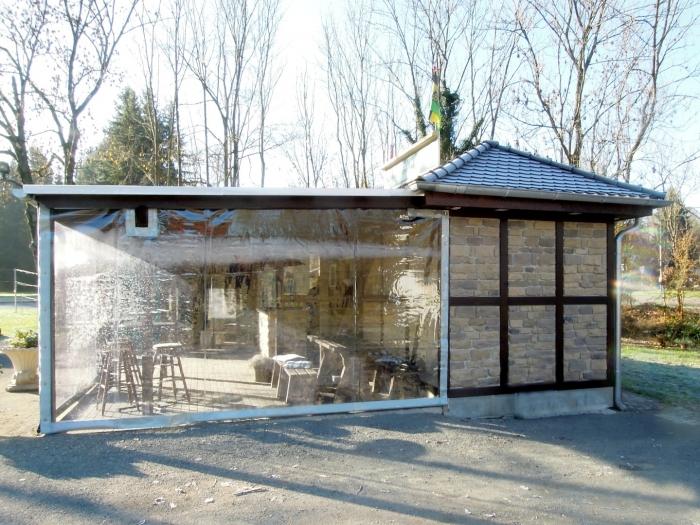 seitenwand transparent plane durchsichtig 900g m dr thiel gmbh. Black Bedroom Furniture Sets. Home Design Ideas