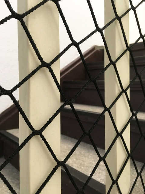 Staircase Safety Nets Barrier stair-rail 45/3