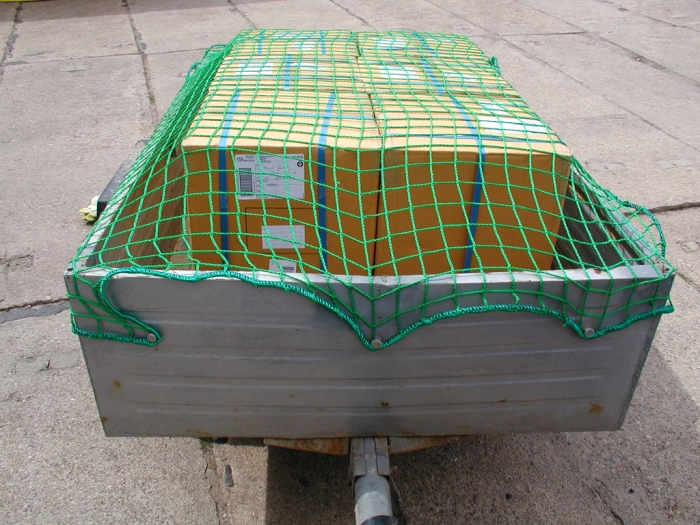 Car trailer net 45/3