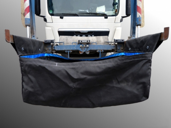 PP Collecting Bag for Front Load Garbage Truck 1000 Liter