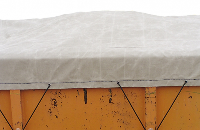 Heat resistant canvas tarpaulin tarps 550g /m² Cotton