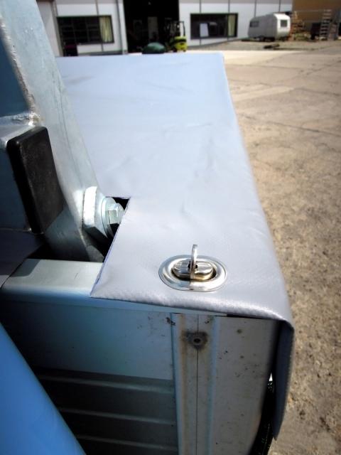 Pritschenplane Wasserdicht Vw T5 Pvc 630g M Dr Thiel Gmbh