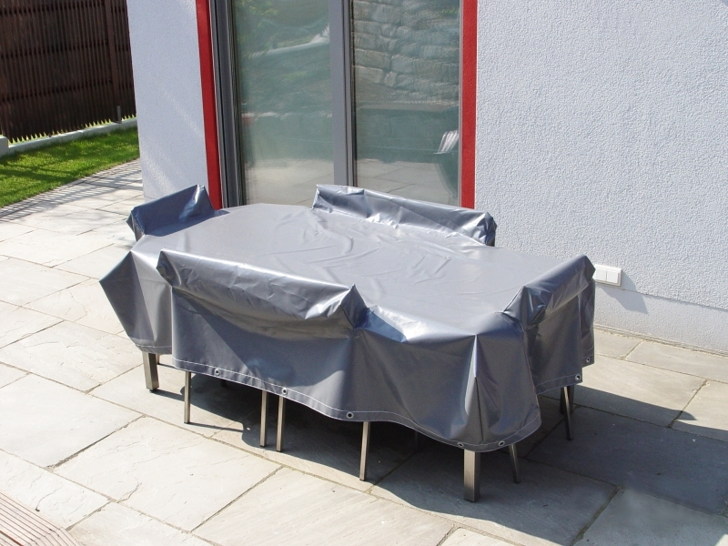 Abdeckhaube PVC für Garten und Terassenmöbel - Dr. THIEL GmbH