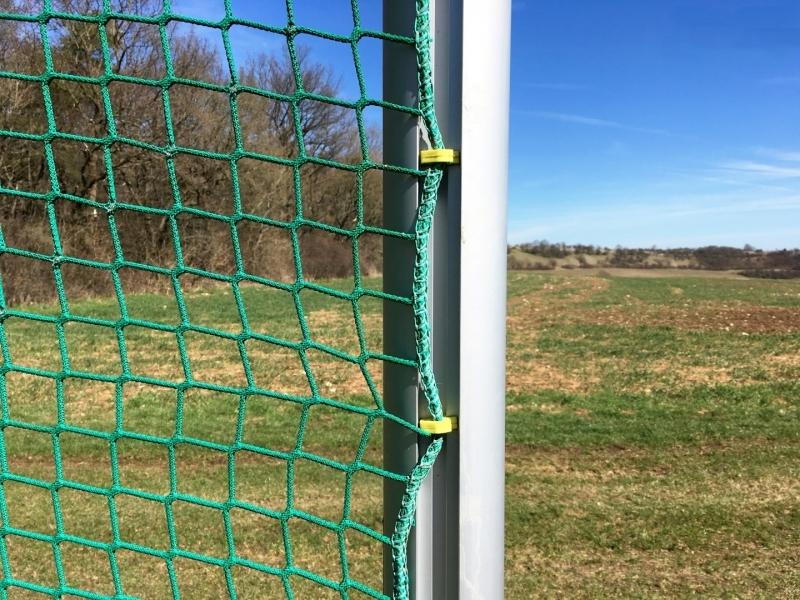 Ballfangnetz Pp Netz Ballfangzaun Ballfanganlage Dr Thiel Gmbh