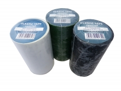 PVC Adhesive Tape Repair-Tape Tarpaulins green, white, black
